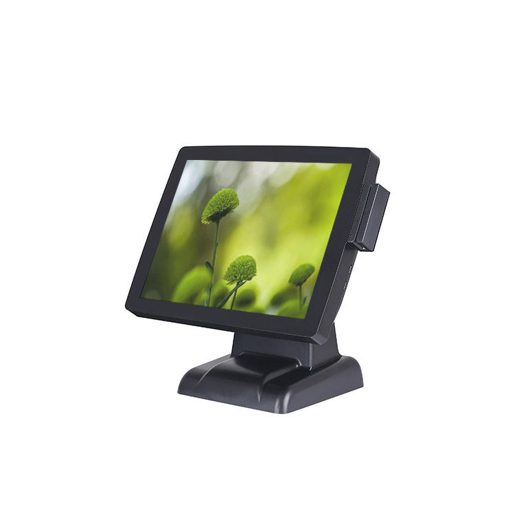 Windows Operate System Touch Screen Pos , I3 I5 CPU Stand Pc Pos System