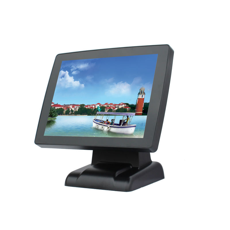 Waterproof Single Screen Point Of Sale Touch Screen Machine For Supermarket