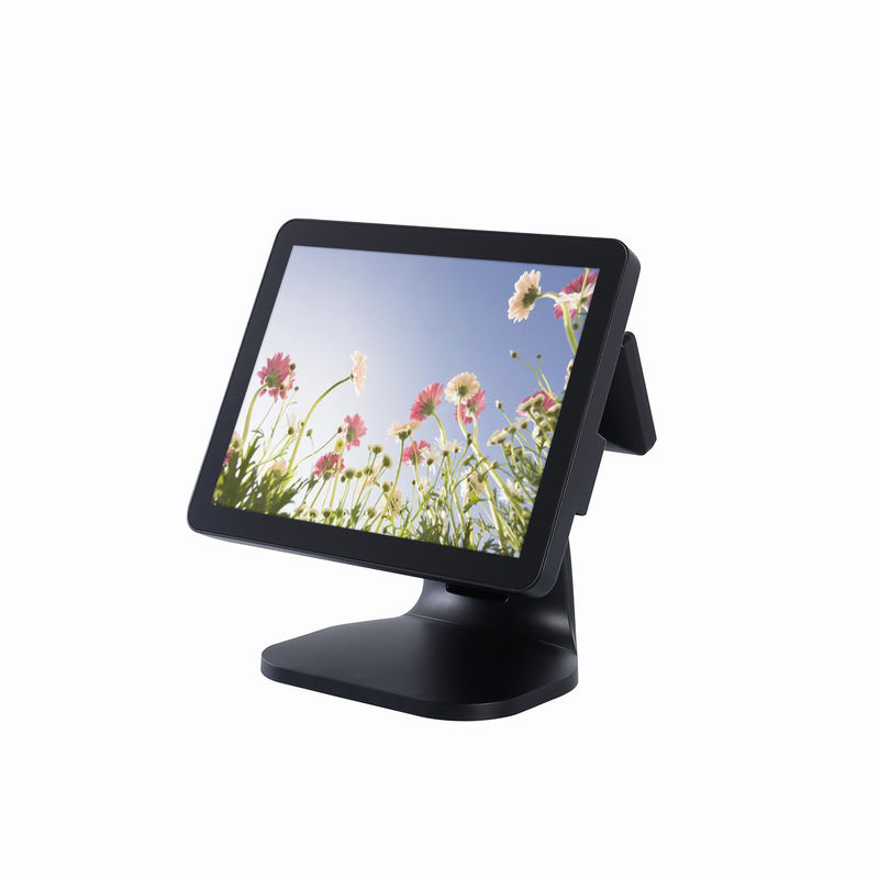 Aluminium Alloy Touch Pc Pos 10 Points Capacitive Touch Screen With VFD